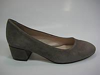 Замшевые туфли в бежевом цвете ТМ Ross
