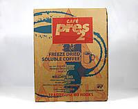 Кофе растворимый сублимированный Эквадор Прес 2 «Pres 2»