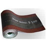 Лента вентиляционная конька ABWERG TOP-ROLL S 390 х 5000 мм (0954)