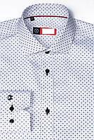Рубашка на мальчика,синего и белого цвета,итальянский бренд Baby band