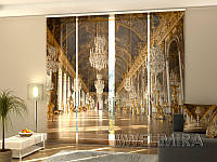 "Панельная фото штора ""Версаль"" 240 х 240 см"