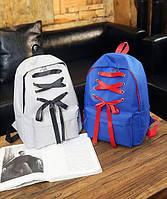 Большой яркий тканевый рюкзак со шнуровкой на каждый день Смотреть в интернет магазине Код: КГ3928