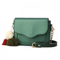 Сумка женская Hag Mini, зелёная
