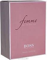 Boss Femme (50ml + bl100ml) travel набор