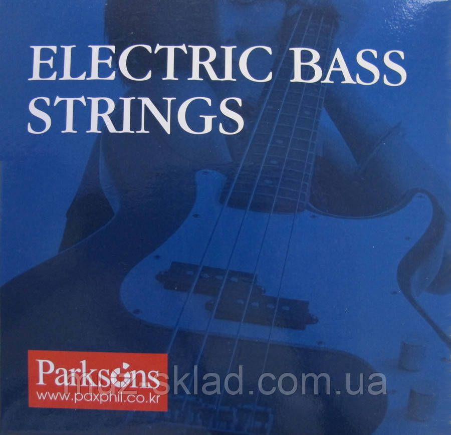 Струны для бас-гитары Parksons SB45125