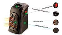 Тепловентилятор с терморегулятором и таймером ART-5846 ( 220V/400wat )