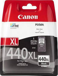 Картридж Canon PG-440XL Black (PIXMA MG2140\/3140) (5216B001)