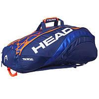 Теннисная сумка HEAD Radical Monstercombi 12R BLOR 2018