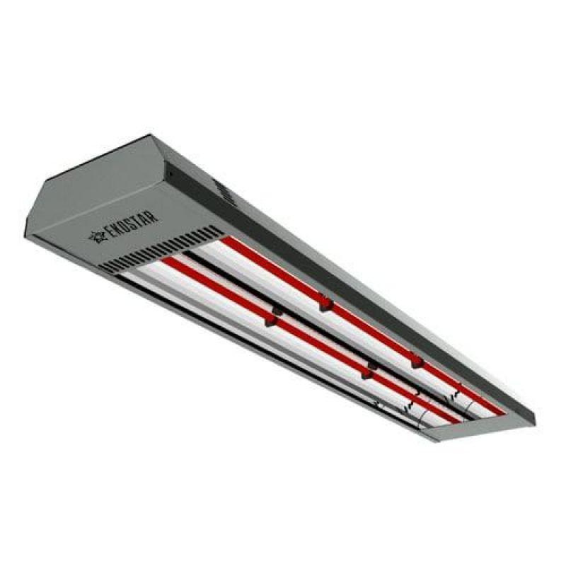 Інфрачервоний обігрівач PRO6000, потужність 6000 Вт Площа опалення 60 - 100 м2.