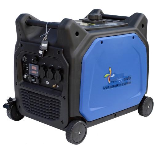 Инверторный генератор Weekender X6500iе (6 кВт)