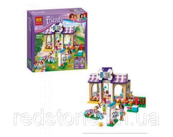 Конструктор  Bela Friends 10558 (LEGO Friends) ¨Детский сад для щенков¨ 290 дет