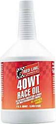 REDLINE OIL Race 40WT (15W40) 0,946л