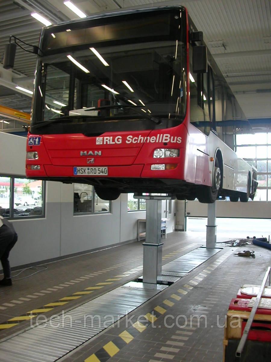 Подъемники для грузовиков