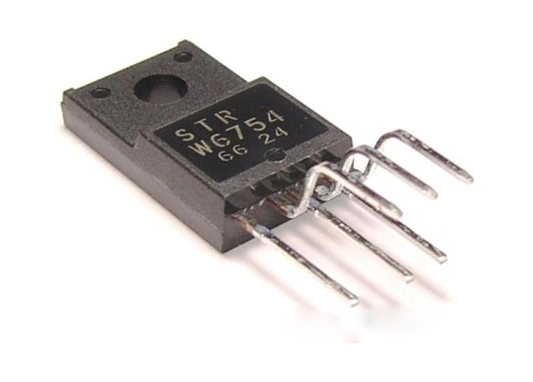 Микросхема  strw6754