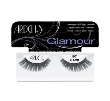 Накладные ресницы №107 Collection Fashion Lashes (Glamour)
