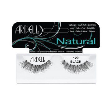 Накладные ресницы №120 Collection Fashion Lashes (Natural)