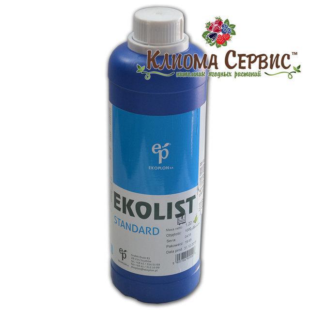 Удобрение Elokist Standart, универсальное, удобрение для клубники