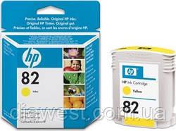 Картридж HP DJ No. 82 Yellow (C4913A)