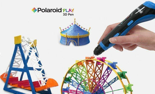Ручка 3D Polaroid PLAY