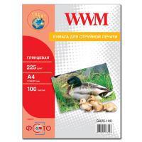 Бумага для принтера/копира WWM G225.100