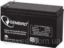 Аккумулятор для ИБП Gembird BAT-12V7.5AH