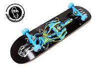 Скейт | Скейтборд Фиш Рука) | Fish Skateboards Fuck 2018
