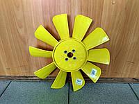 Крыльчатка вентилятора охлаждения Газель, Соболь (10 лопастей)