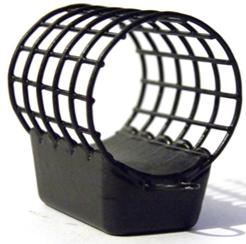 Кормушка фидерная GRIZZLY M 28/33, 60 грамм