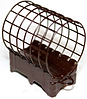 Кормушка фидерная GRIZZLY L 30/39 с грунтозацепами, 120 грамм