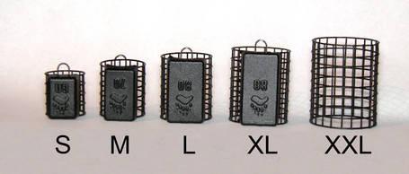 Кормушка фидерная GRIZZLY XL 36/45, 160 грамм, фото 2