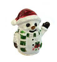 Наперсток для коллекции Снеговик