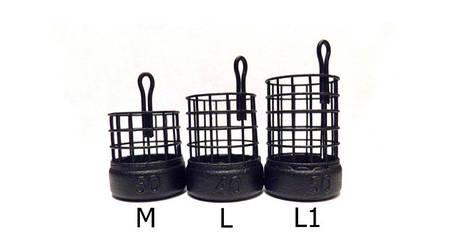 Кормушка фидерная ПУЛЯ GRIZZLY M 30/33, 40 грамм, фото 2