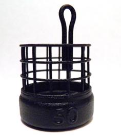 Кормушка фидерная ПУЛЯ GRIZZLY M 30/33, 80 грамм, фото 2