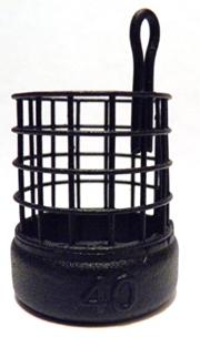 Кормушка фидерная ПУЛЯ GRIZZLY L 30/39, 60 грамм, фото 2
