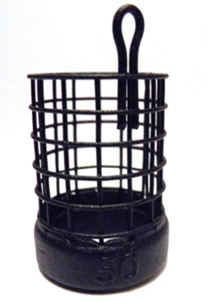 Кормушка фидерная ПУЛЯ GRIZZLY L1 30/45, 70 грамм, фото 2