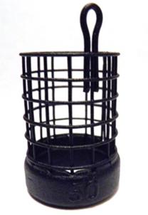 Кормушка фидерная ПУЛЯ GRIZZLY L1 30/45, 80 грамм, фото 2