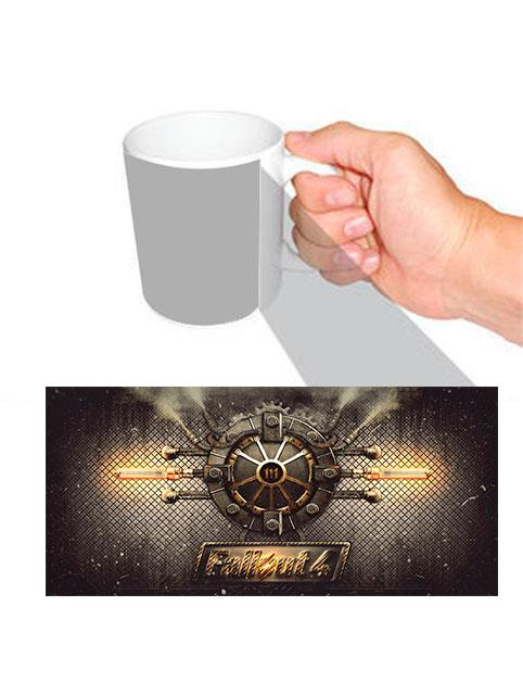 Чашка Фалаут Fallout