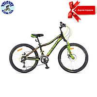 Горный подростковый велосипед Avanti Drive 24 disk alu