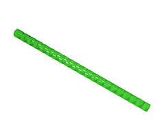 Пружина пластиковая 22 мм, зеленые (50 шт.)