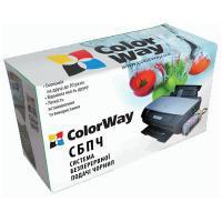 Системы непрерывной и перезаправляемой подачи чернил ColorWay IP3600CN-0.0