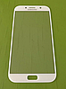 Стекло дисплея (экрана) для Samsung Galaxy A7 2017 A720 | A720F (белый цвет)