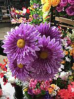 Искусственные цветы разные цвета в упаковке Ромашки , фото 1