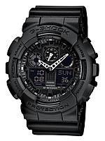 Мужские спортивные часы CasioG-Shock GA-100-1A1ER