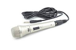 Микрофон проводной Vitek VT-3838 BK