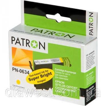 Картридж Patron PN-0634 (C13T06344A)