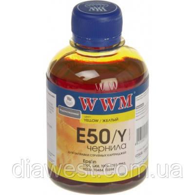 Чернила WWM E50/Y