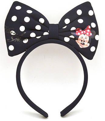 "Обруч Mickey Mouse ""Бантик"""