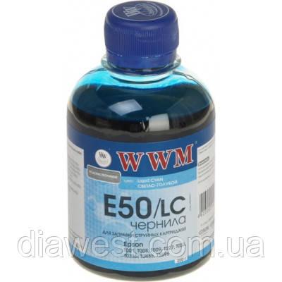 Чернила WWM E50/LC