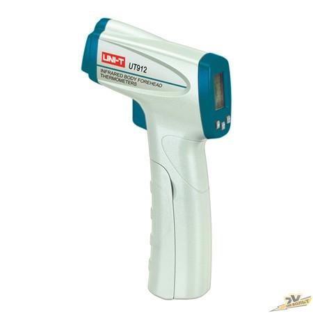 Інфрачервоний термометр  UNI-T UT912 для вимірювання температури тіла