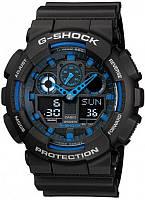 Мужские спортивные часы CasioG-Shock GA-100-1A2ER
